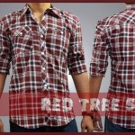 Red Tree Casual Shirts For Men (2)