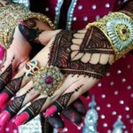Bridal Mehndi Designs Collection 2013-14 For Women