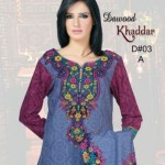 Dawood Textiles Khaddar Dresses 2013 For Women (3)