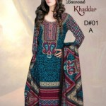 Dawood Textiles Khaddar Dresses 2013 For Women (6)