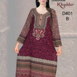 Dawood Textiles Khaddar Dresses 2013 For Women (7)