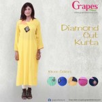 Grapes The Brand Winter Kurta Collection 2013-2014 Ladies Special (9)