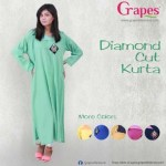 Grapes The Brand Winter Kurta Collection 2013-2014 Ladies Special (8)