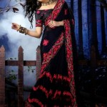 Indian Latest Black Saree Collection 2013-14 for Women (7)