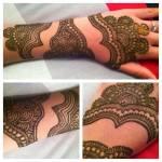 Indian and Pakistani Bridal Mehndi Designs 2013-14