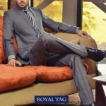 Latest Winter Suits 2014 For Men By Royal Tag (7)