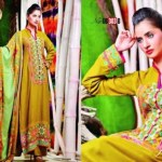 Naqash volume 2 Formal Dresses 2013-14 By Shaista Cloths (8)