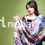Nishat Linen Best Winter Shawl Collection 2013-14 for Girls (11)