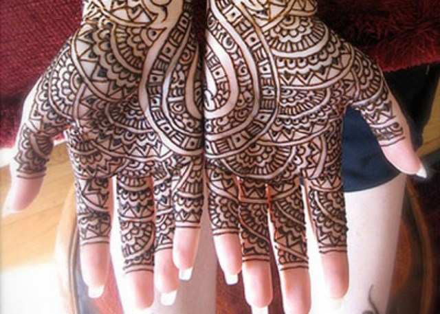 Wedding Henna Mehndi Tattoos Designs 2013-2014