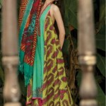 Umar Sayeed Women Winter Dresses Collection 2013 by Asim Jofa (1)
