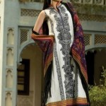 Umar Sayeed Women Winter Dresses Collection 2013 by Asim Jofa (3)