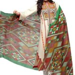 Winter Dresses For Girls by Mausummery Collection 2013-14