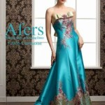 Women Wedding and Evening Wear Collection 2013-14 by Afers Brand (6)