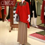 Chinyere Readymade Winter Wear Dresses 2014-15 (2)