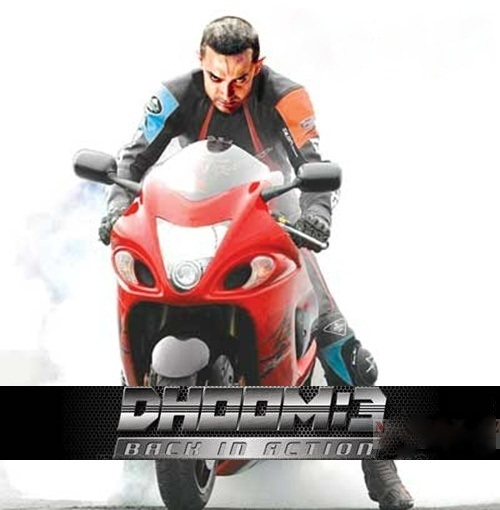 Dhoom 3 Illegal leaked On net before releasing