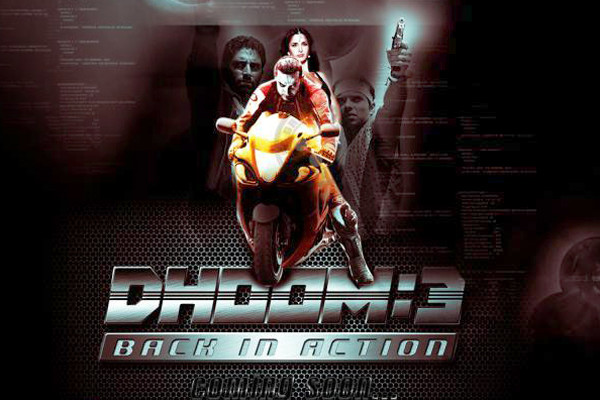 Watch Live Dhoom 3 Movie