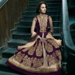 Ethnic Elegance Party Wear Dresses 2013-14 by Natasha Couture (2)