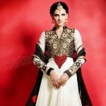 Latest Unstitched Suits Collection 2013-14 For Women By Anarkali Royal Style (5)