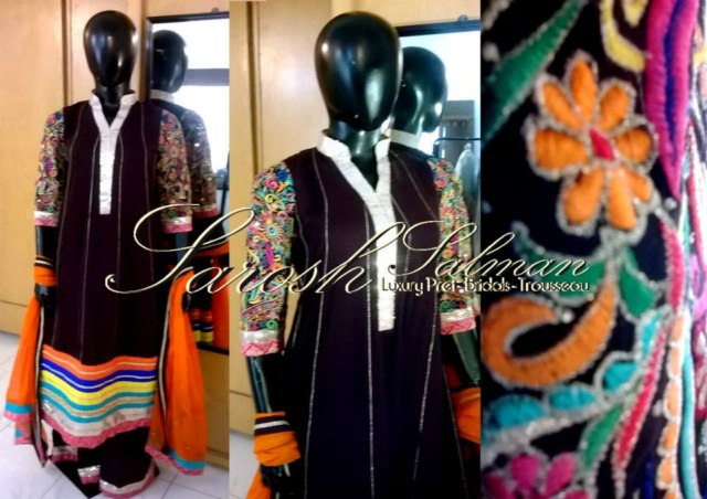 Sarosh Salman smart collection for women