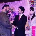 Tv Drama Actor Babar Khan Wedding Pictures with Sana Khan (10)