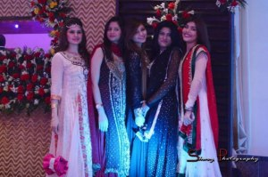 Tv Drama Actor Babar Khan Wedding Pictures with Sana Khan (11)