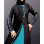 Black Color Abayas Amazing Designs IslamBlack Color Abayas Amazing Designs Islamic Dresses 2014 (1)c Dresses 2014 (1)