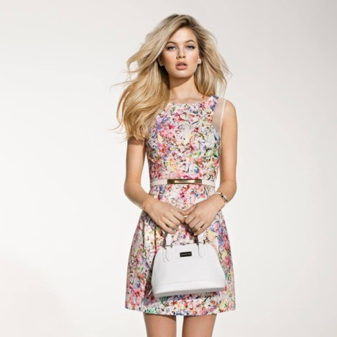 Forever New Women Latest Fashionable Dresses 2014 Year (5)