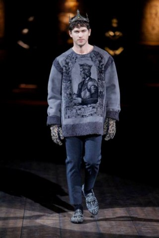 Normans Men Wear Collection 2014 by Dolce and Gabbana (6)