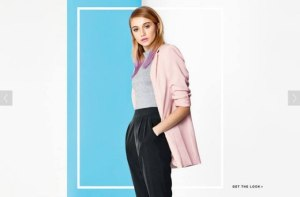 Forever 21 winter wear collection look book