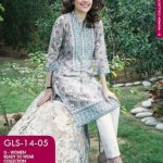 2014 lawn suits of Gul Ahmed