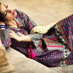 Khaadi lawn for summer 2014