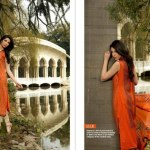 Sobia Nazir premium lawn spring summer collection 2014-15