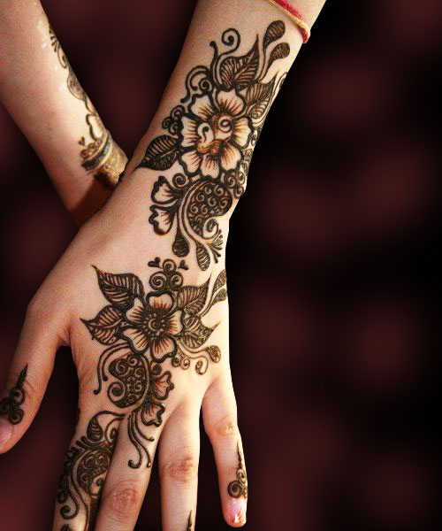 best 2016 mehndi designs collection