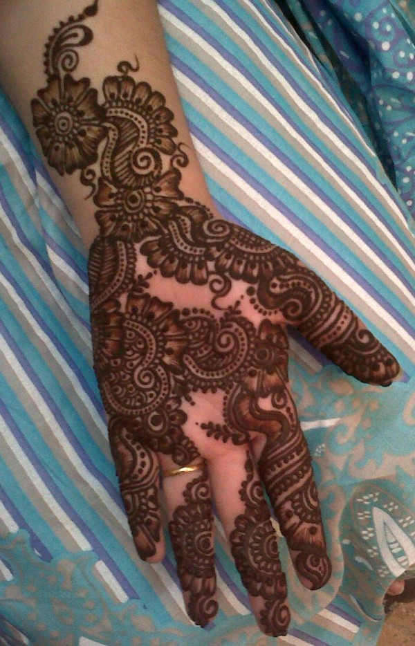 Arabic Mehndi Designs Book Download