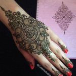 Best Pakistani Hands Eid Mehndi Designs 2016