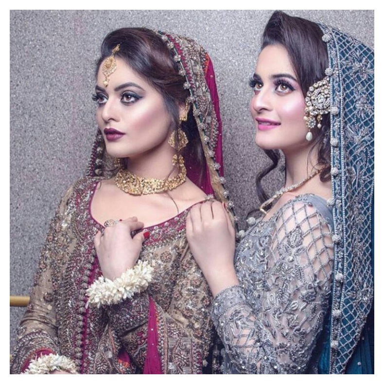 Aiman Khan's Profile, Pictures and Dramas