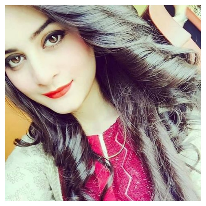 pictures of adorable Aiman Khan
