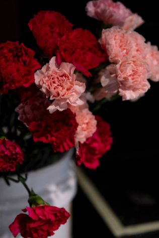 Flowers on Broad Street by Focus Light Productions