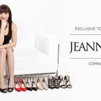 Jeanne Beker Curates Shoe Collection at The Shoe Company