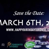 Happy Birthday Toronto!