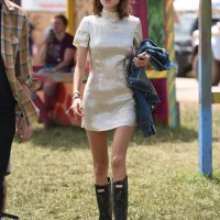 Glastonbury Best Dressed 2015