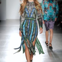 CUSTO BARCELONA Spring/Summer 2016 Collection at NYFW