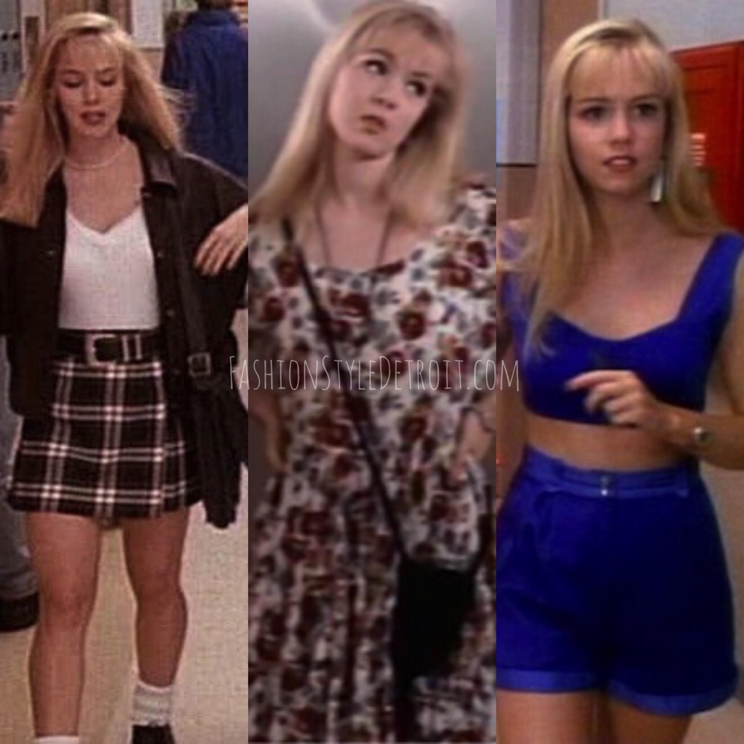 Beverly Hills 90210 Fashion