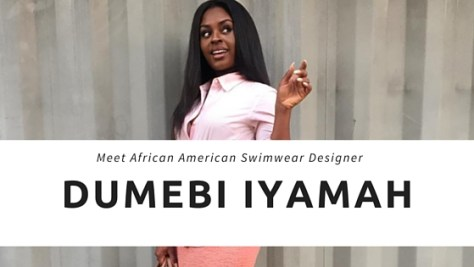 African American Designer Dumebi Iyamah