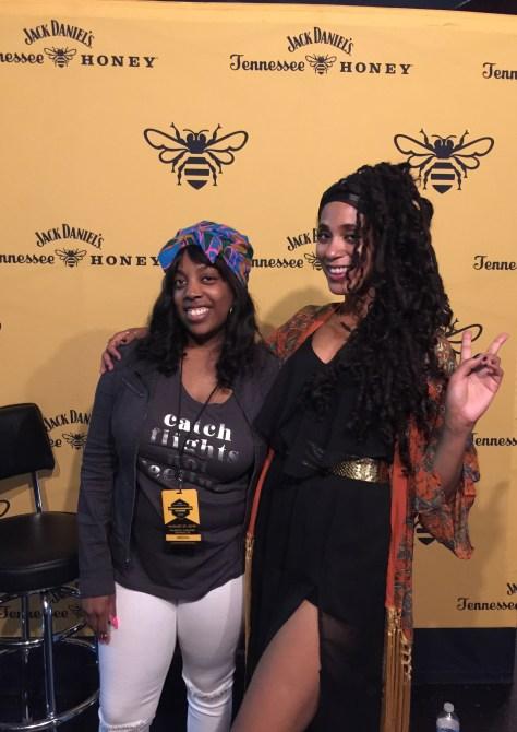 Mayaeni and I at Neighborhood Flavor Detroit