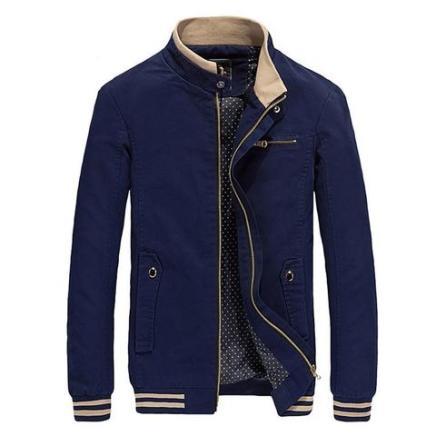 Men Casual Jackets Mens Fashion Brand Clothing