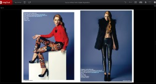 FOCUS MAGAZINE NEW YORK STYLISH INSPIRATION