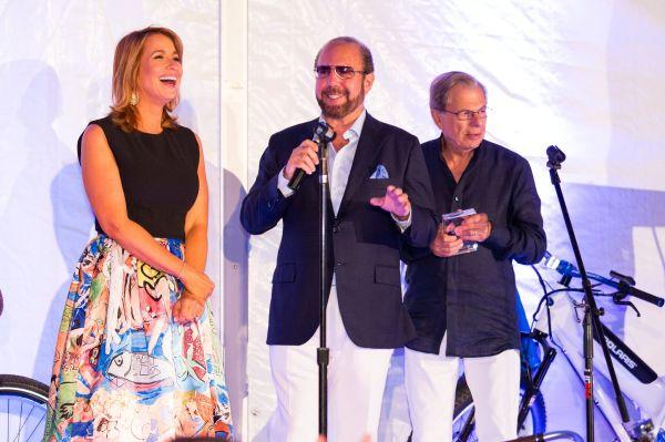 Jill Zarin, Bobby Zarin, Dr. Samuel Waxman