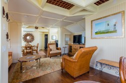 Living Area Lighthouse Suite