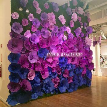 Flowers/Entrance